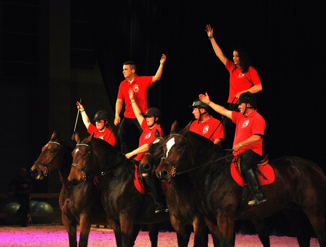 l'étrier Picotin salon du cheval Angers 2016