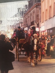 kaline pour le père Noël 2015 Montaigu 85